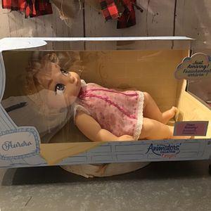 Disney Animators Origins Collection Aurora Doll for Sale in Pompano Beach, FL