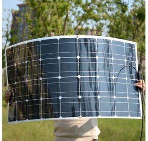 SunPower Semi Flexible solar panel 230W 18V for sale (BIG SALE) for Sale in Greensboro, NC