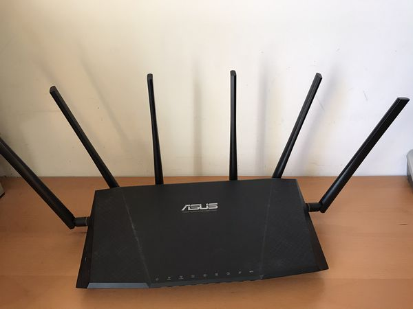 Asus RT AC3200 Triband Router