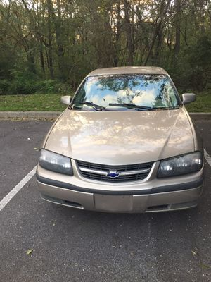 Chevy Impala '02' for Sale in Baltimore, MD