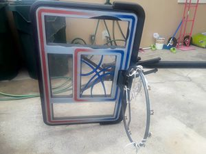 Basketball hoop tavlero de basquetbol. for Sale in Fort Myers, FL