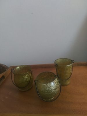 Small Rustic candle holders for Sale in Miami, FL