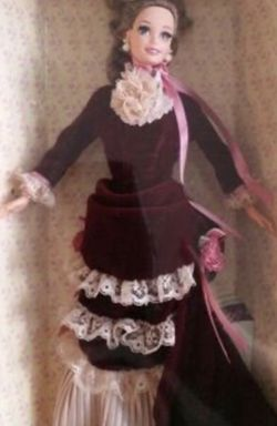 Victorian Lady Barbie Great Eras Collection 1995 for Sale in Los Angeles,  CA