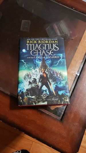 MAGNUS CHASE and the gods of asgard for Sale in San Antonio, TX