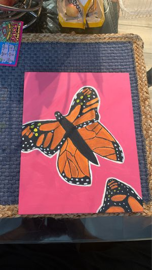 Butterfly Painting for Sale in Orlando, FL