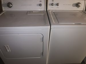whirlpool washer and electric for Sale in Lancaster, PA