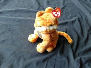 Beanie babies garfield for Sale in Naperville, IL