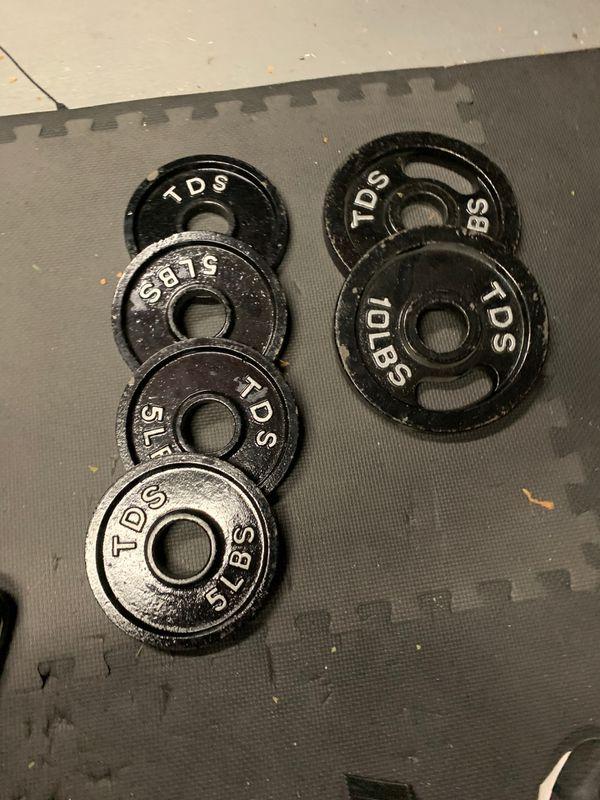 TDS weights