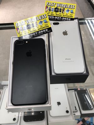 iPhone 7+ for Sale in Baton Rouge, LA
