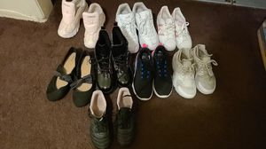 K SWISS, AVIA, TORRID, ADIDAS, NIKE , BOOTS take all for $30 for Sale in Compton, CA