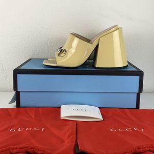 Gucci Horsebit Burro Heels Pumps Shoes for Sale in Los Angeles, CA