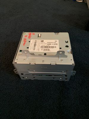 2010 & 2011 GM vehicles factory CD player for Sale in Long Beach, CA