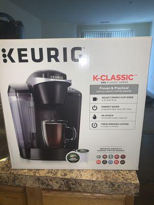 Keurig K-50 series coffee k cups for Sale in Garrison, MD