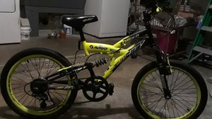 Avigo Air flex mountain bike for kids for Sale in St. Petersburg, FL