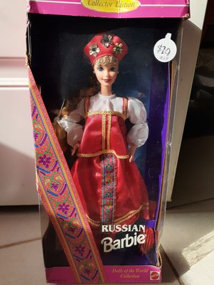 Collectible Russian Barbie for Sale in Orlando, FL