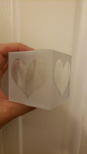 A bag of heart Favor boxes *wedding, baby shower etc** for Sale in Germantown, MD