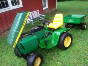 John Deere 210 tractor only for Sale in Douglasville, GA