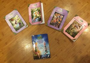5 Disney Tinkerbell Books for Sale in Chula Vista, CA