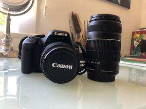 Canon Rebel t3i for Sale in San Diego, CA
