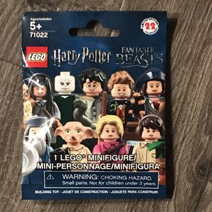 HARRY POTTER LEGO MINI-FIGURE LIMITED EDITION BLIND BAGS for Sale in Chula Vista, CA
