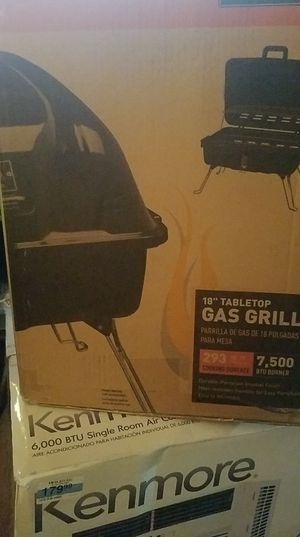 """18"""" bbq tabletop grill for Sale in Cleveland, OH"""