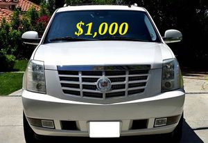 """⛔$1.OOO SELLING URGENTLY"""" 2OO8 Cadillac Escalade⛔ for Sale in Tampa, FL"""