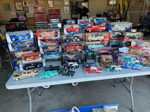 Toy car collections for Sale in Fresno, CA