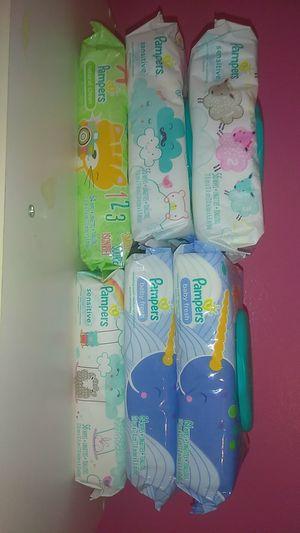 Pamper wipes !! for Sale in Clarkston, GA