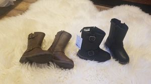 Carters girls boots size 7 for Sale in Bellingham, WA