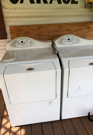 Maytag Neptune washer and dryer set for Sale in Amarillo, TX
