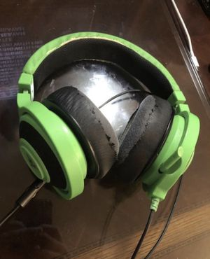 Razer Kraken Pros (V1) for Sale in Ontario, CA