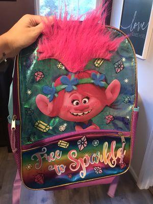 Trolls school bag for Sale in Matthews, NC