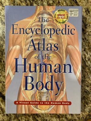 Encyclopedic human body book with CD for Sale in Kissimmee, FL