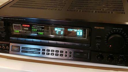 Onkyo AV Receiver Amplifier for Sale in Hughson,  CA