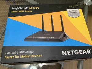 NETGEAR Nighthawk Smart WiFi Router (R6700) - AC1750 for Sale in Romeoville, IL
