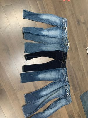 Like New Jeans Size 10-16 kids for Sale in San Diego, CA