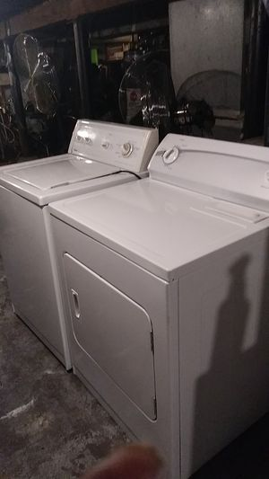 Kenmore washer & Kenmore dryer set for Sale in Columbus, OH