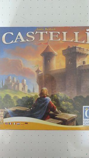 Gunter Burkhardt Castelli Board game for Sale in Saginaw, TX