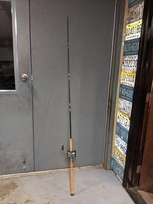 6' Keystone Fishing Rod & Penn Jigmaster 500 Reel for Sale in Hammonton, NJ