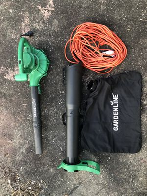 Electric Leaf Blower for Sale in Delray Beach, FL
