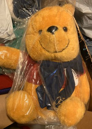 Winnie the Pooh Plushy / New With Tags In Packaging / Pick-up in Cedar Hill / Shipping Available for Sale in Cedar Hill, TX