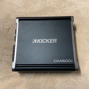 Kicker CXA 600.1 Watt 2 channel amp for Sale in Vista, CA