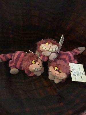 Disney cheshire cat beanie baby bean bag plush for Sale in Chino, CA