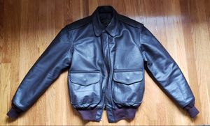 A-2 US Army Air Forces Leather BomberJacket for Sale for sale  Natick, MA