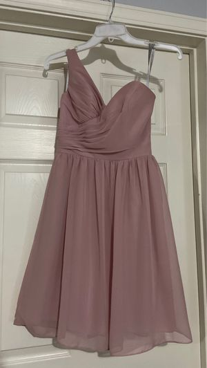 Alfred Angelo bridesmaids dress size small for Sale in Central, SC