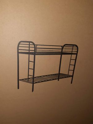 Bunk beds metal for Sale in Passaic, NJ