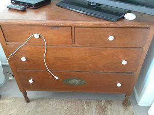 Antique Vintage Dresser for Sale in Los Angeles, CA