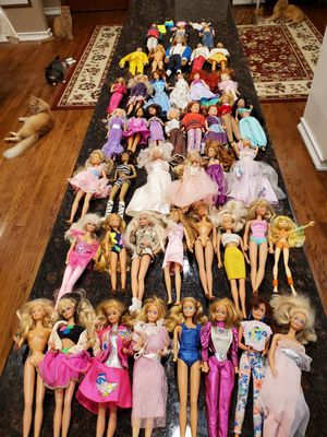 VINTAGE BARBIES AND OTHER MISC. DOLL'S for Sale in Grove City, OH