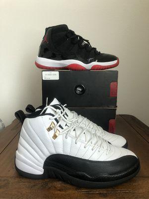 Jordan 11/12 Countdown Pack for Sale in Moreno Valley, CA