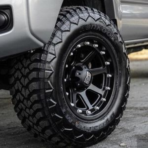 """17"""" Toyota Tacoma Wheels & Tires Package - Including Leveling kit - Complete Package Only $1499 for Sale in La Habra, CA"""